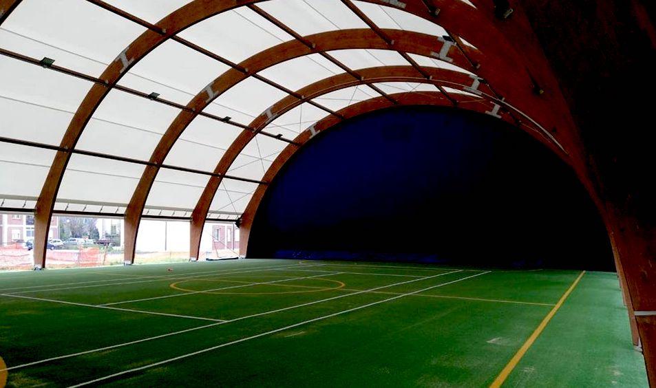 Anfiteatro e centro sportivo, a Volturara Irpina doppia inaugurazione