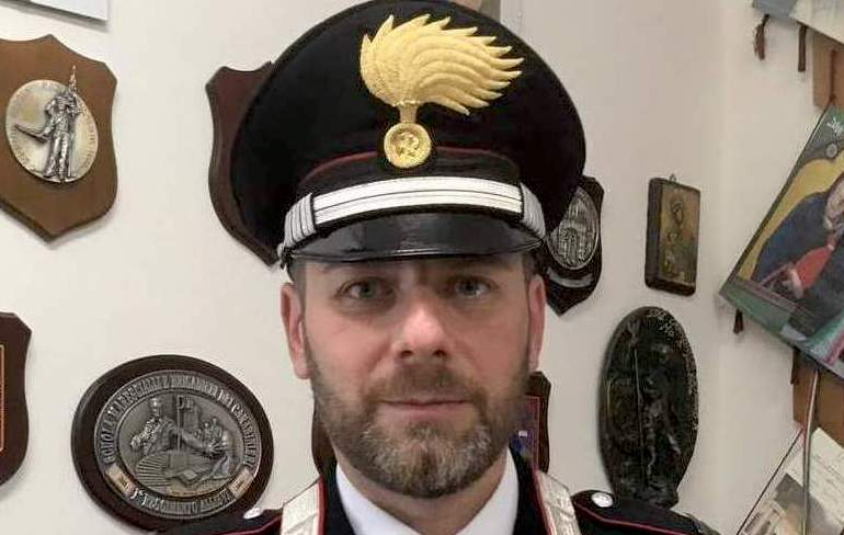 Carabinieri, a Montella arriva il nuovo comandante di Stazione