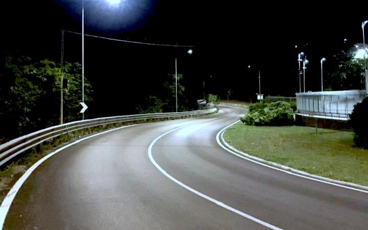 A Montella, le strade rimesse a nuovo