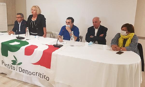 Area Dem in tour, Ciarcia: 'Il Pd parli con una sola voce'