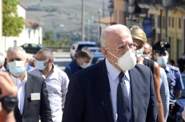 Campania: a scuola il 24 settembre, la Regione acquista i termoscanner