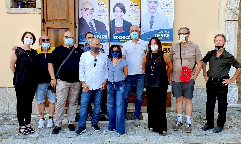 """M5S, comitato a Montella: """"Punto di riferimento per l'Alta Irpinia"""""""