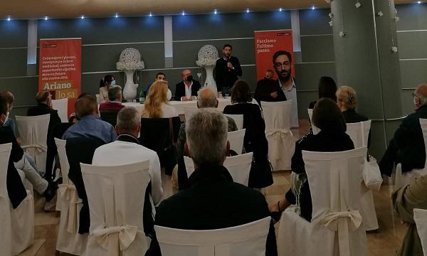 Ballottaggio Ariano, Franza: 'Dialogo con tutti, ma no apparentamenti'