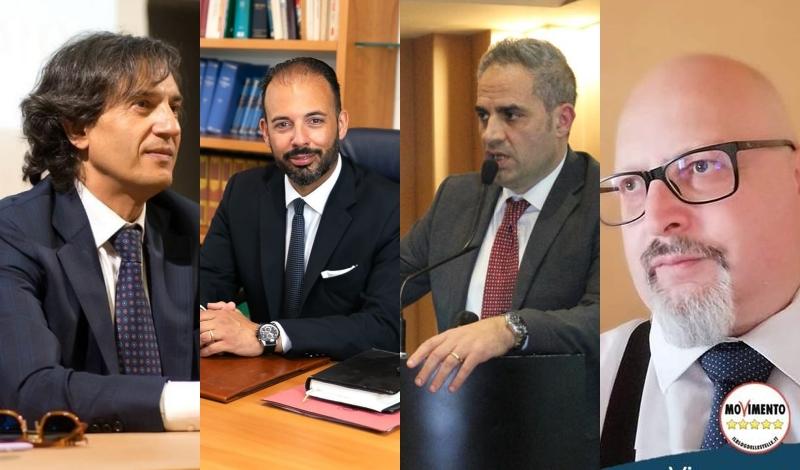 Irpinia, i nuovi consiglieri regionali