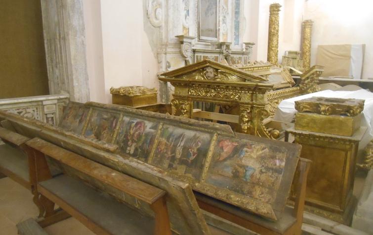 Bagnoli Irpino: San Domenico nel degrado, M5S chiama Franceschini