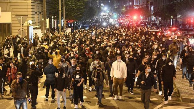 Guerriglia a Napoli, Sibilia: 'Baristi e imprese non protestano così'