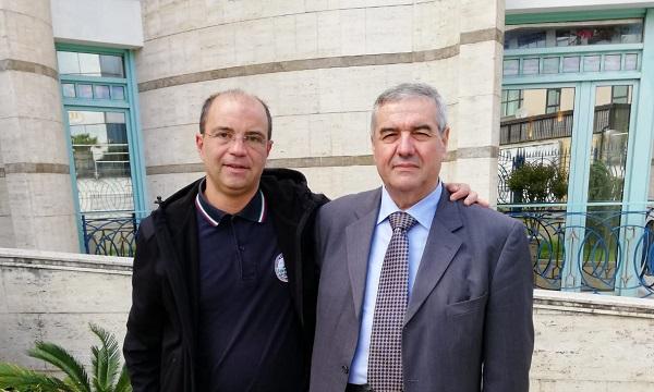 Preziosi, unico disaster manager in Campania: 'Prevenire il sisma ogni giorno'