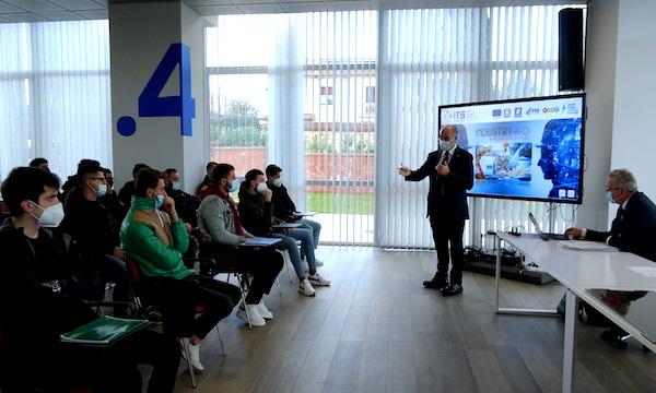 Industria 4.0, welcome day in presenza all'Istituto Bruno di Grottaminarda