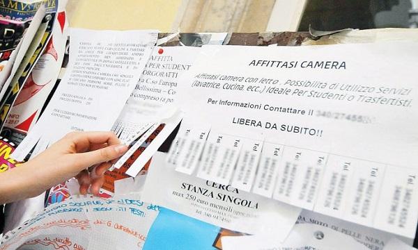 Truffa degli affitti a uno studente di Montella, denunciato milanese