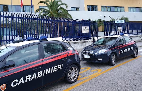 Ladri in fuga, bloccati a Monteforte