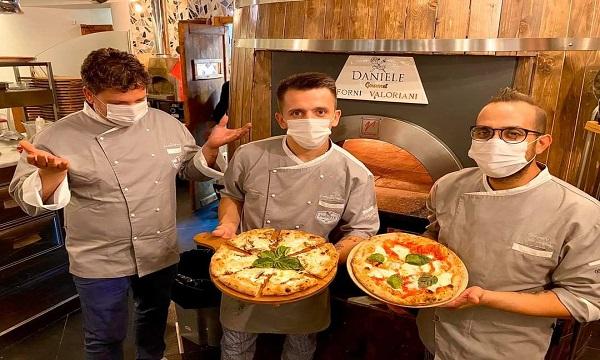 Daniele Gourmet sfida i Dpcm: 'Venerdì sera #ioapro'