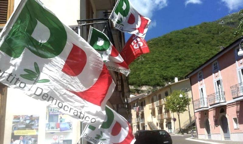 Con Petracca anche il sindaco di Senerchia, ma i militanti Pd insorgono