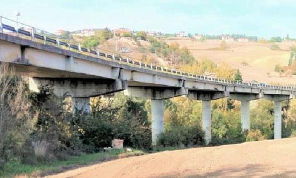 Statale delle Puglie, al via i lavori sul viadotto Ufita