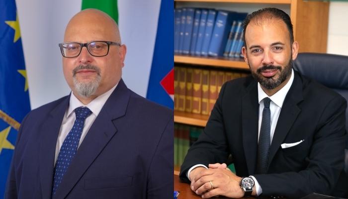 Ciampi e Petitto, ruoli in commissione per i consiglieri irpini