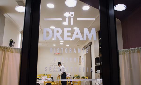 Ad Ariano Irpino la rete dell'aiuto inizia a tavola con Dream