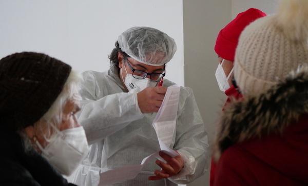 Alta Irpinia-Ariano: ieri 634 vaccini, oggi terzo giorno