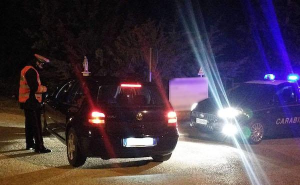 Prevenzione furti: carabinieri in azione a Montemarano e Parolise