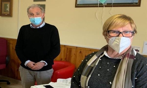 La scomparsa di Frieri, D'Amelio: 'Ora l'Alta Irpinia è più vulnerabile'