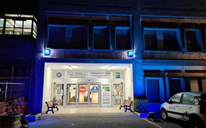 Centro autismo, a Sant'Angelo dei Lombardi inaugurazione con De Luca