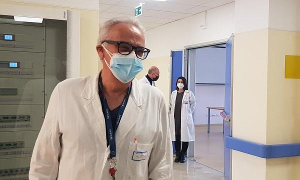 Frullone: 'L'ospedale si batterà per una sanità migliore in Alta Irpinia'