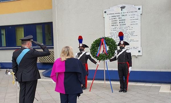 Carabinieri, 207esimo anniversario della Fondazione