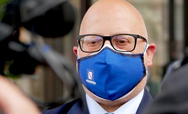 Ciampi: 'Su sanità in Irpinia e Air da De Luca solo bugie'