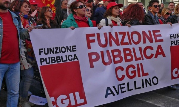 Cgil Fp Avellino: 'Sul Landolfi si intervenga seriamente'