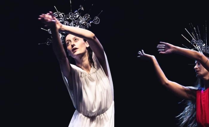 """Goleto Festival, seconda serata con """"Divine"""", versi di Dante in Danza"""