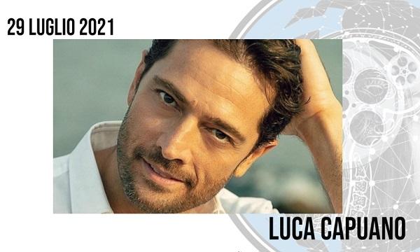Luca Capuano all'Ariano Film Festival