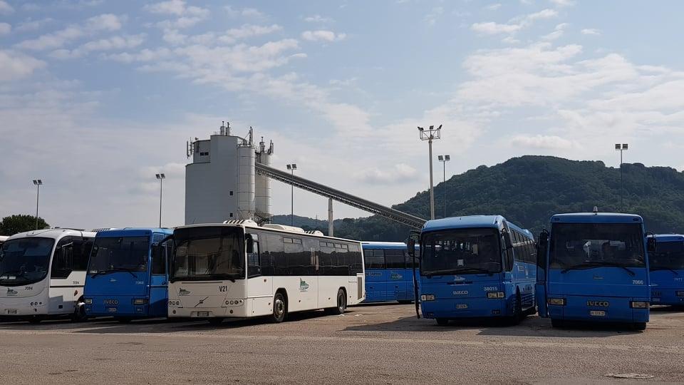 Bus vecchi ad Avellino, Acconcia risponde: 'Per soli 9 giorni'