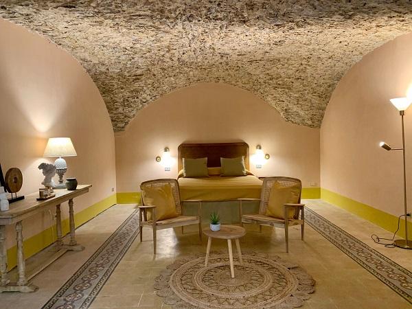 Il Cairano Resort prende forma: antiche case diventano suite