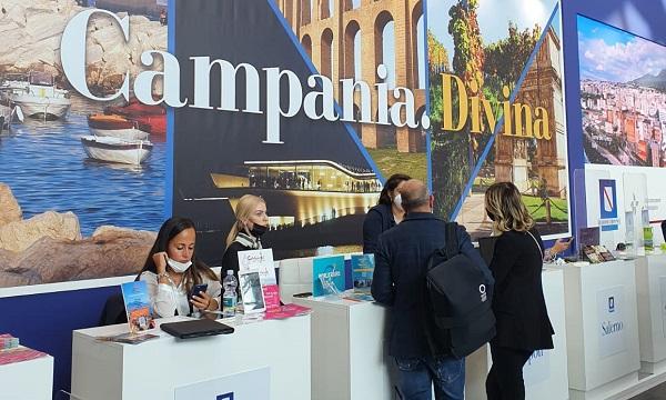 TTG Travel Experience, Campania a Rimini: turismo esperienziale in Irpinia
