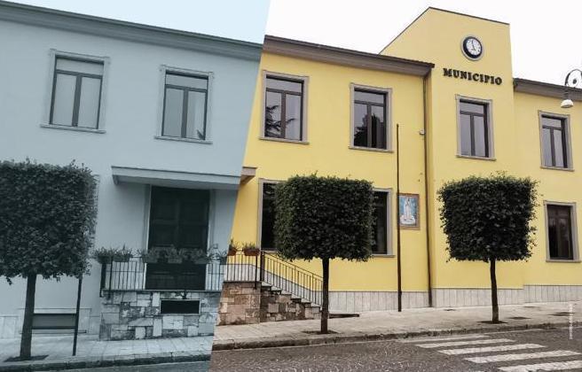Sant'Angelo dei Lombardi, nuova sede per il Comune